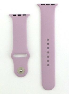 Sport Band - Silicone Sport Band for Apple Watch ® 38mm - Lavender AWBLR-38