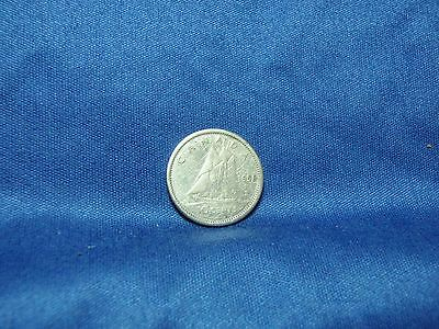 Canadian Dime - 1956 - Free Shipping