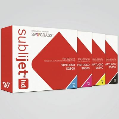 TheMagicTouch Sublijet HD ink - high capacity