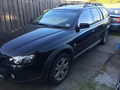 Wrecking Holden Adventra Vy Lx8 V8 Gen3 Awd Cross8 4X4 Calais Leather