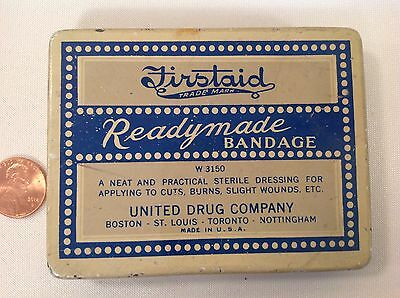 Readymade Bandage Firstaid United Drug Company