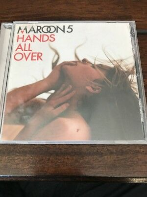Maroon 5: Hands All Over (CD, 2010, A&M) New Unopened!