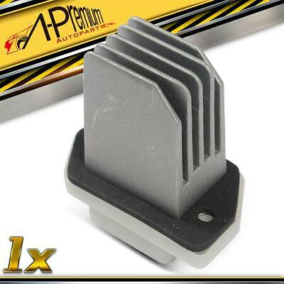 A-Premium Blower Motor Resistor for Nissan Maxima A32 Pathfinder R50 Autoclimate