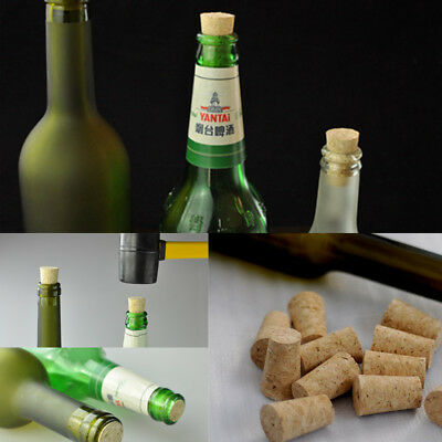 1x/5x/10x/20x/50x/100x Wine Bottle Tapered Corks Stoppers Bungs Lot