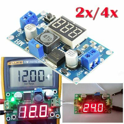 Dc-Dc Adjustable Lm2596 Step Down Module Buck Converter Voltage Regulator Led Au