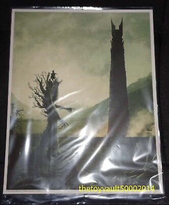 Loot Crate Exclusive The Lord of the Rings Art Print