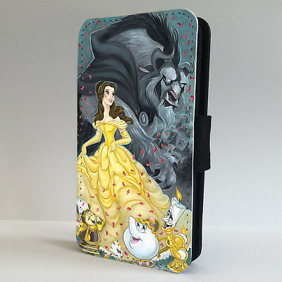 Beauty And The Beast Amazing Disney FLIP PHONE CASE COVER fits IPHONE SAMSUNG