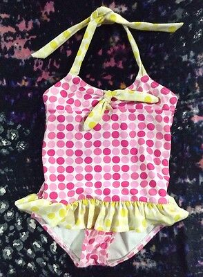 Young Hearts By Collette Dinnigan Girls Bathers Size 4