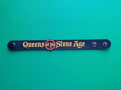 Punk Rock Metal Music Festival Wristband/bracelet:- Queens Of The Stone Age
