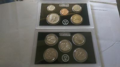 2017-S U.S. 225th Annv Enhanced Uncirculated Coin Set OGP 10 Coin. IN HAND.