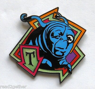 Disney Pin Absolem Mad T Party Mystery