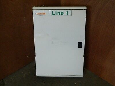 Merlin gerin ISOBAR 4C MGBN12 12 Way TP+Switched Neutral, Distribution Board
