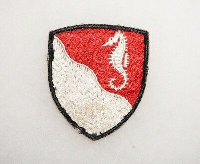 36th Engineer Group Patch WWII US Army P4712
