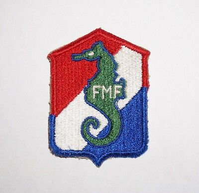 13th Marine Defense Battalion USMC Patch WWII P4744