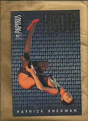 Hedg 1 sexy cover signed limted 227/360  classic good girl cover US Comics