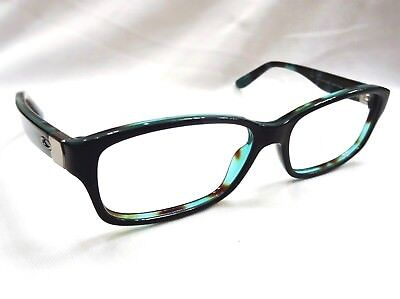 d91f8b8067 OAKLEY ENTRY FEE OX1072 0652 Green Tortoise RX Eyeglasses 52MM AUTH ...