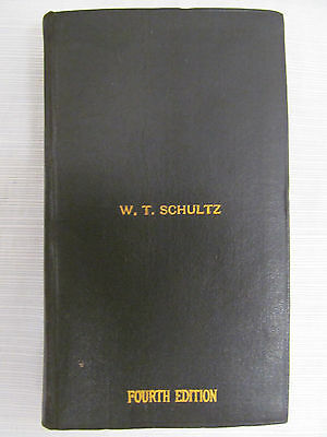 American Machinist's Handbook 4th Edition by Colvin and Stanley 1926