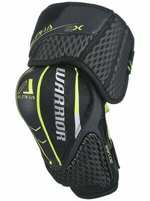 Warrior Alpha QX  Ellenbogenschoner Senior
