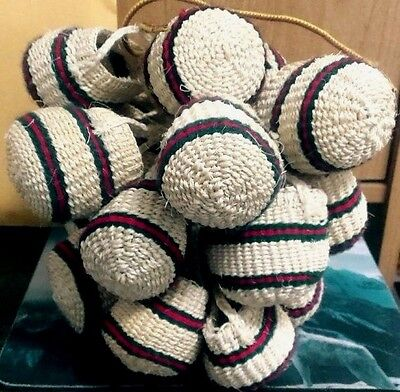 """African Hand Woven Mini Baskets -West Africa - 2"""""""