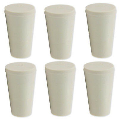 6 x Toddy 09602 Rubber Stopper for Toddy Cold Brew Tea / Coffee System