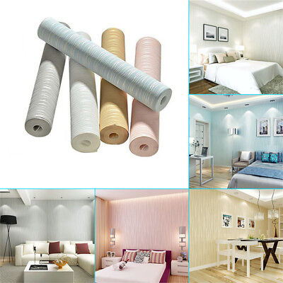 3D Bedrooms Living Mural Roll Modern Wall Background TV Home Decor New