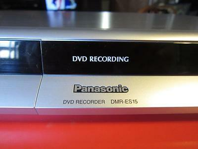 panasonic vhs dvd recorder manual