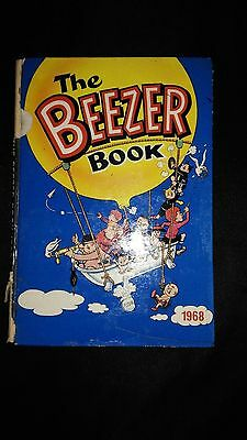The Beezer Book 1968 Vintage Comic Annual