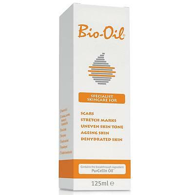 Bio-Oil Specialist Skincare For Scar, Stretch Marks, Dehydrated Skin 125ml