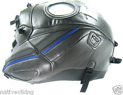 Bagster TANK COVER Yamaha FZ8 2013 BAGLUX protector IN STOCK grey & blue 1602K