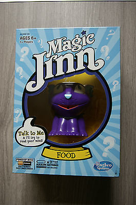 Magic Jinn Electronic Guessing Game Age 6+ Brand New Food Guessing Game