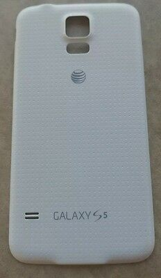 Lot of 10 OEM Samsung Galaxy S5 battery doors - White