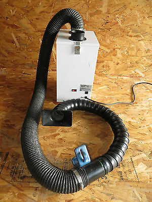 Hakko Fume Extractor HJ3100 with Hose Assembly