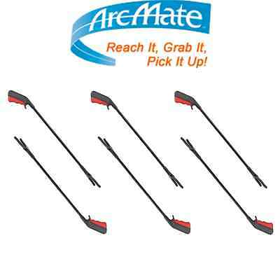 "27""  ActiveMate with Magnet Indoor Reacher -- 6 Bulk Pack -- CLOSEOUT SALE ITEM"
