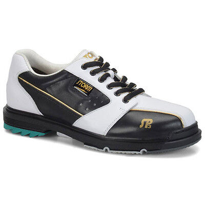 Storm SP3 White/Black/Gold Womens High Performance Wide Bowling Shoes SP604-91