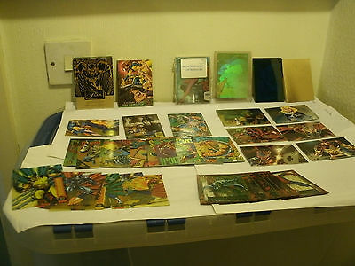 VINTAGE 1992 to 1994 MARVEL CHASE CARDS SPECIALS HOLOGRAMS LIMITED CHEAP BARGAIN