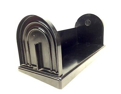 Art Deco Bakelite Book Shelf / Rack / By EBCO / 1930's / Vintage Collectable