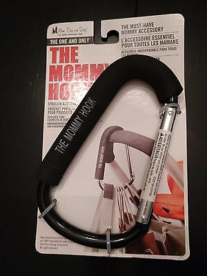 The Mommy Hook - Shopping Cart/Handbag/Baby Stroller Accessory
