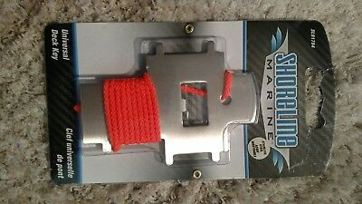Invincible Marine Battery Cut Off Switch BR51030 Shoreline Boat Ignition KEYED