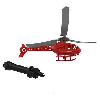 Fly Helicopter Flying Hobby Toy w/ Pull Line
