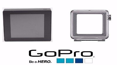 Genuine GoPro LCD Touch Screen BacPac + Dive Housing Touch Backdoor Hero3,3+,4