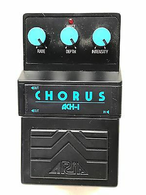Aria ACH-1, Analog Chorus, Made In Japan, 1979-1983, Vintage Effect Pedal