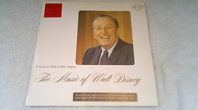 1967 The Music of Walt Disney From Snow White to Mary Poppins BV 2000