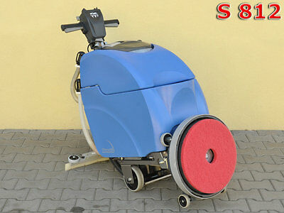 Numatic Ttb 3450/50 S Scrubber Dryer / New Gel Batteries / 1300£ 0% Tax