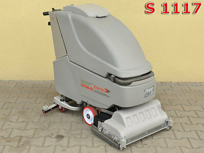 COMAC SIMPLA 50 BS SCRUBBER DRYER / 135 mth / 2007 yr / WARRANTY / 1300£ 0% TAX