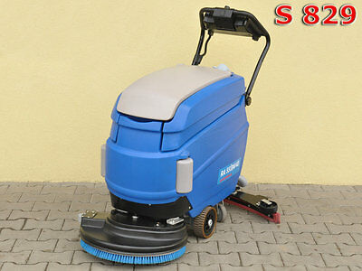 COLUMBUS RA 55|BM 40 SCRUBBER DRYER / 829 mth / WARRANTY / 1250£ 0% TAX