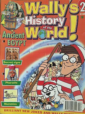 WALLY'S HISTORY of the WORLD! - PART 2 - ANCIENT EGYPT