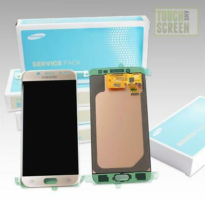 100% Original Samsung Galaxy J5 (2017) J530F Display Screen gold