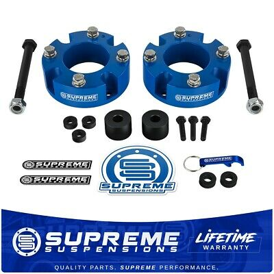 """3"""" Leveling Lift Kit For 2007-2020 Toyota Tundra Sequoia 2WD 4WD Racing Blue"""