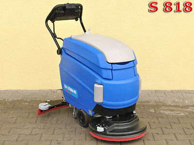 COLUMBUS RA 55|BM 40 SCRUBBER DRYER / 573 mth / WARRANTY / 1150£ 0% TAX