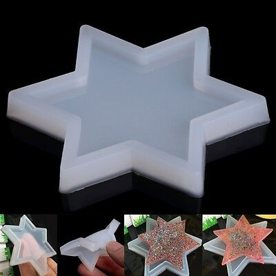 Silicone Pendants Mold Making Jewelry Pendant Resin Casting Mould DIY Craft Tool